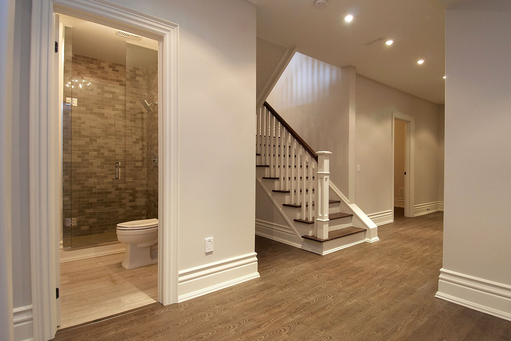 Basement Reno in Etobicoke