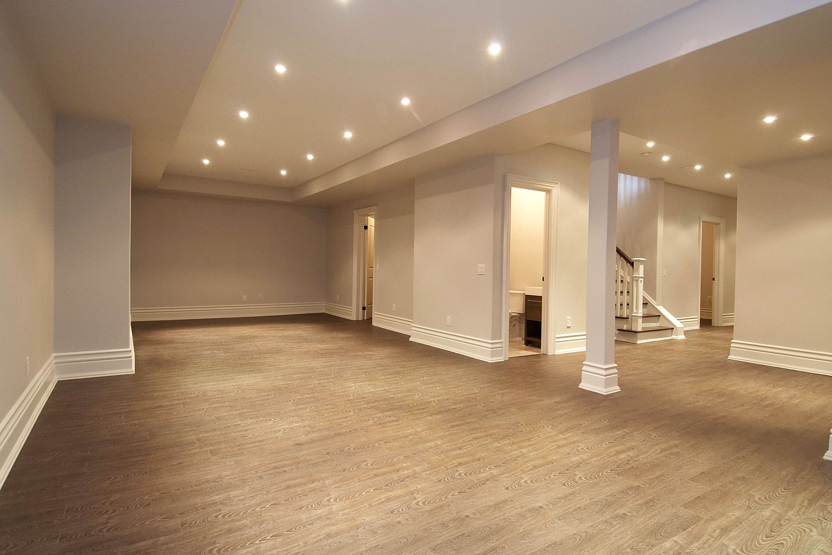 Garage With Apartments Basement Renovations In Toronto By The Reno Pros
