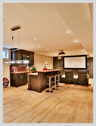 Basement Renovation Toronto