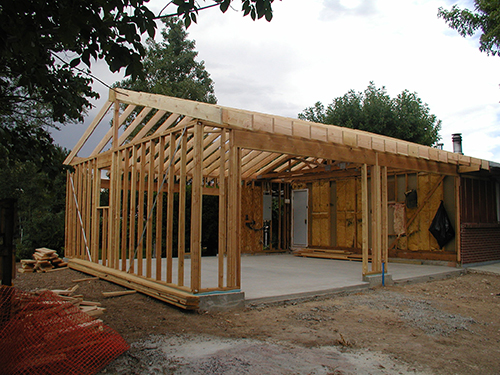 What do i need to consider when building a garage addition for Cost of addition over garage