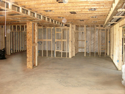 to consider when calculating basement finishing costs the reno pros