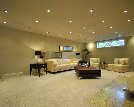 best recessed lighting for living room what are some basement lighting ideas the reno pros 25600