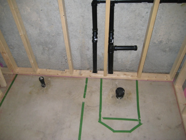 why is it best to hire a contractor for basement plumbing