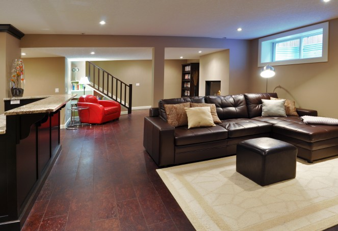 Exceptional Basement Renovation Timeframe