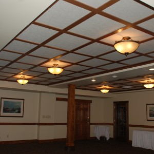 Ceiling Tile Installation by The Reno Pros