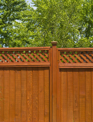 Pressure Treated Fences Toronto