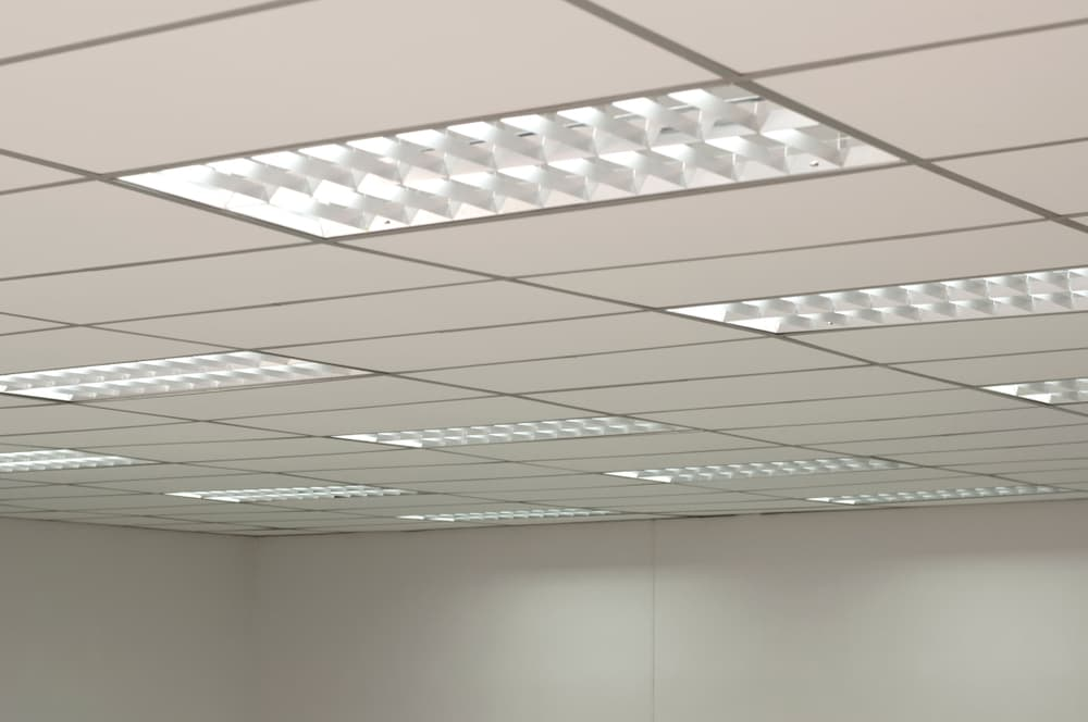Suspended T Bar Ceiling Drop Tile Installation Toronto By