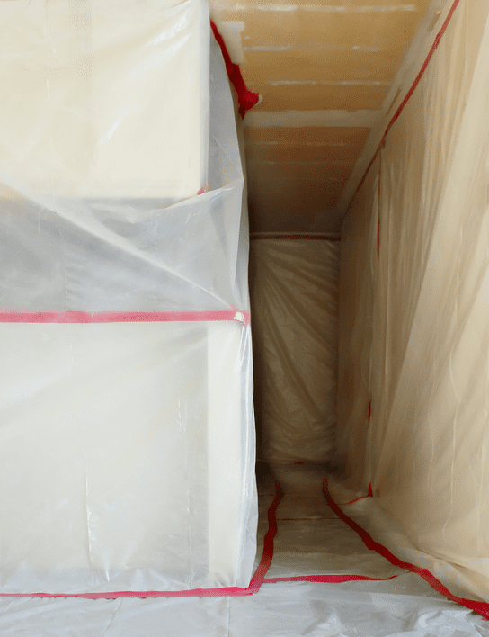 steps-of-removing-popcorn-ceiling2